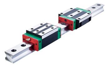 Hiwin Technologies QR Series - Quiet Roller Type Linear Guideway
