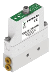 Pneumax 1700 Series - Miniaturized proportional pressure regulator
