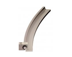 מיסוב ליניארי החלקה - סדרת drylin® W Curved מבית igus
