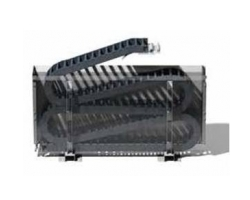 תעלות להובלת כבלים - e-chain® zig zag solutions - מבית igus