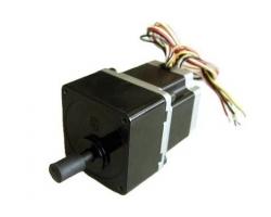 מנוע 2 פאזות עם גיר - Fulling Motor