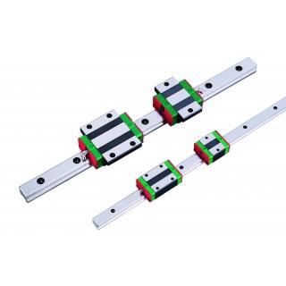 מסלולן הנעה ליניארי כדורי - Linear Guideway - מבית Hiwin Technology
