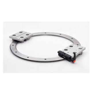 מסלולן הובלה טבעתי ממוסב עם אפשרות נעילה מבית HepcoMotion