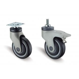 גלגלים לשימוש בתעשיית הרפואה מבית Amko Caster