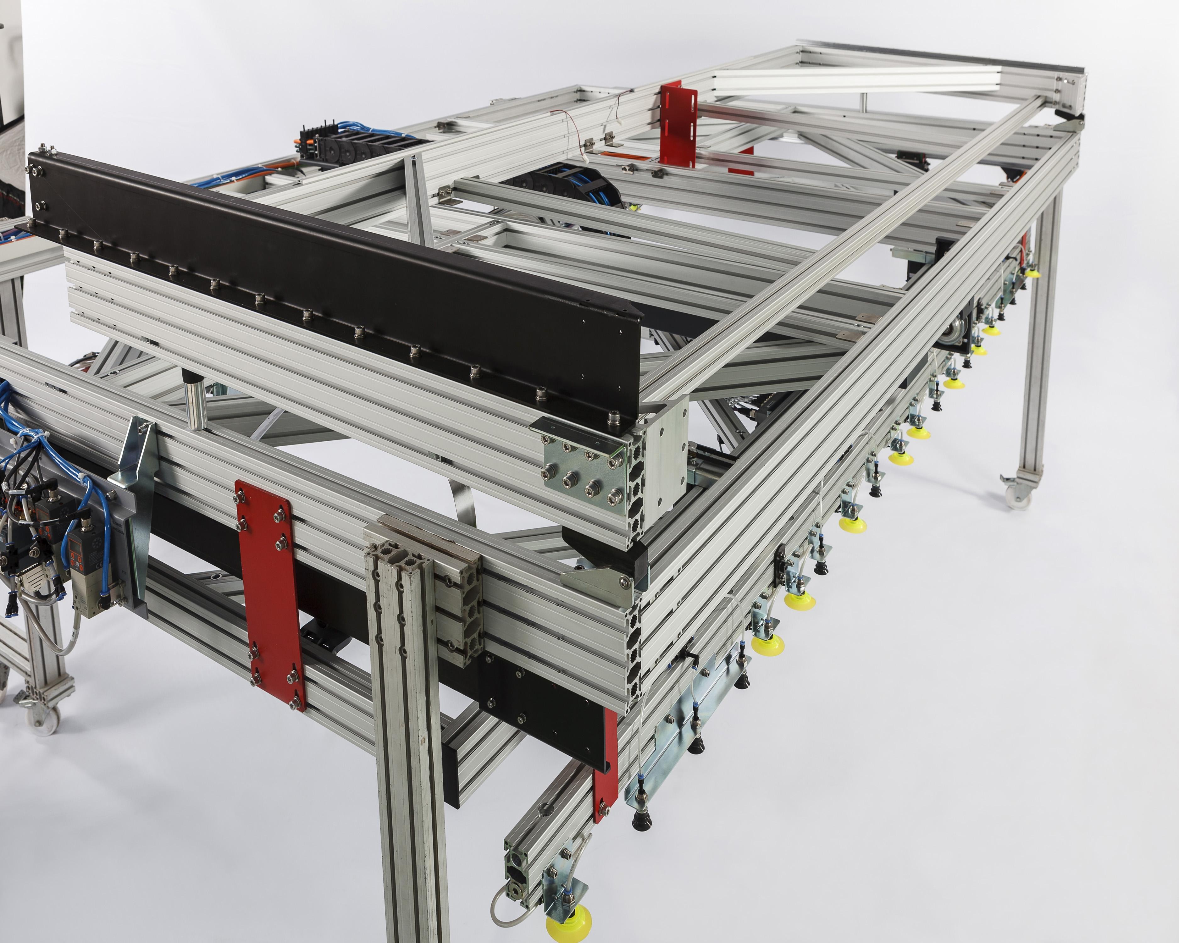 לואדר לטעינת גיליונות נייר ל-Wide Format Printing Machine
