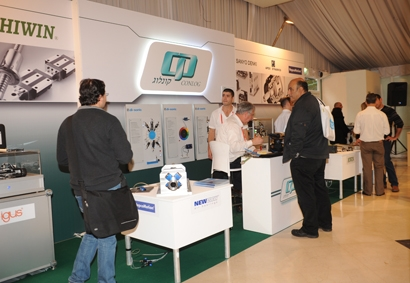קונלוג בתערוכת Motion Control and Power Solutions 2013