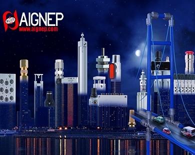 יצרן חדש הצטרף לבית משפחת קונלוג: חברת Aignep האיטלקית, המובילה בפיתוח וייצור של מוצרי פנאומטיקה שונים ומגוונים