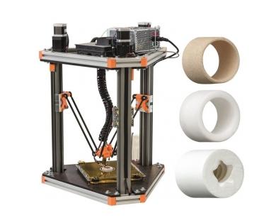 חדש באיגוס: שרותי הדפסת תלת מימד של דגמי מיסוב שונים מחומרים פולימריים ייחודיים