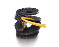 תעלות להובלת כבלים - e-chain® TwisterBand - מבית igus