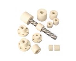 בורג הנעה טרפזי - drylin® TR lead screw drives - מבית igus