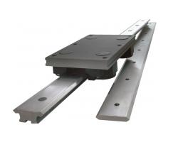 מסלולנים מפלדת אל-חלד לשימוש בחדר נקי - HepcoMotion
