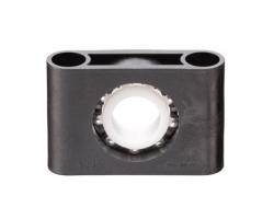מיסוב כדורי מחומרים פולימריים - xirodur® pillow block bearing, rigid - מבית igus
