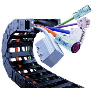 e-chain - תעלות להובלת כבלים רובוטיים מבית igus